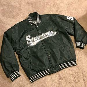 Vintage MSU Varsity Jacket